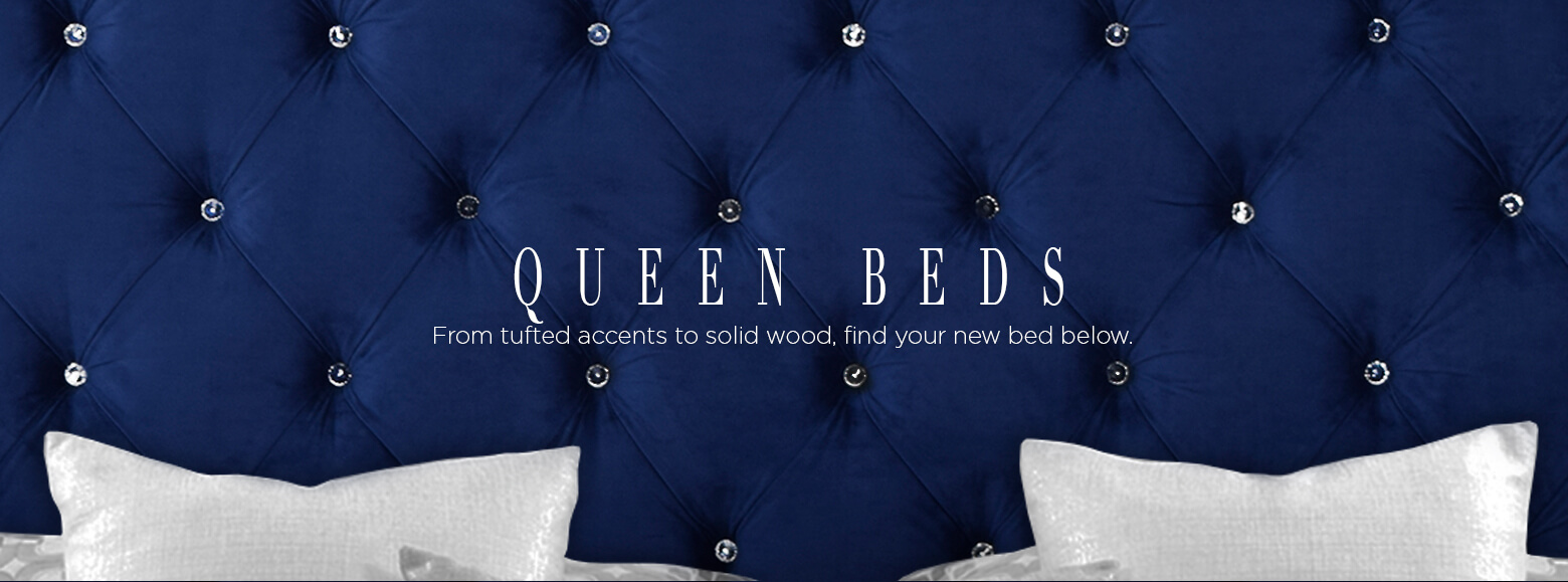 Queen King beds. Warm your home by finding your natural elements with our selection of bedroom sets below.