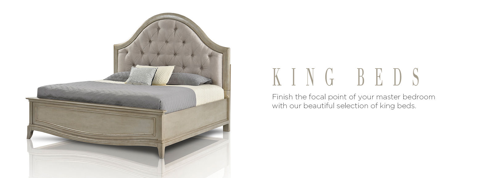 Beds Amp Bedrooms King Beds El Dorado Furniture