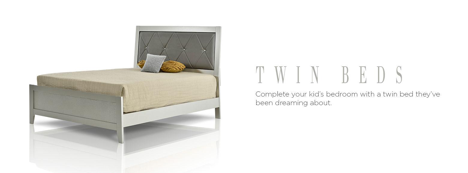 Beds Bedrooms Twin Beds El Dorado Furniture