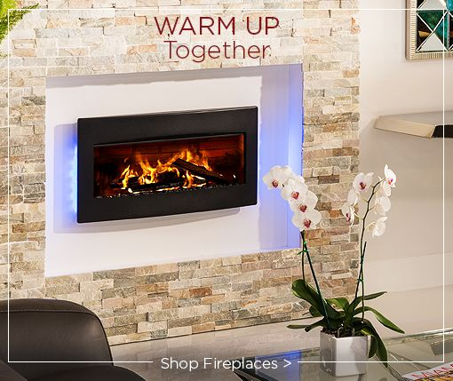 Warm Up Together Shop Fireplaces