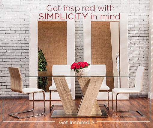 Get Inspired with Simplicity in Mind Get inspired