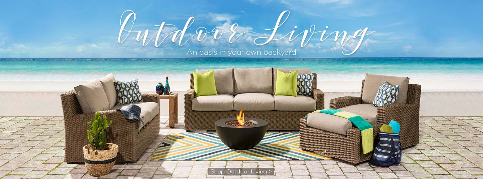 El dorado furniture miami gardens florida - Outdoor Living An Oasis In Your Backyard Shop Outdoor Living