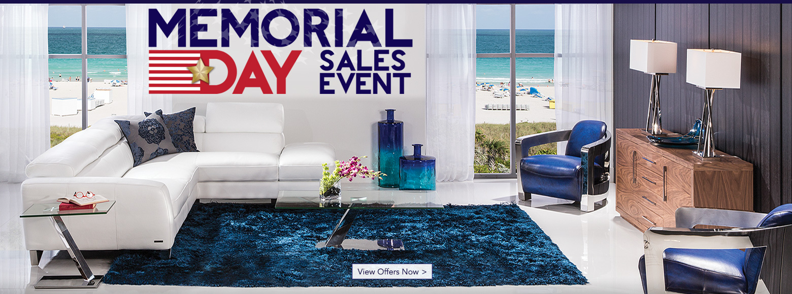 Memorial Day Sales Event View Offers Now