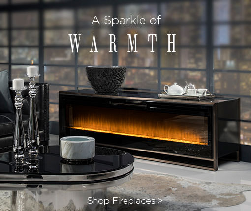 Warm Up Your Home. Shop Fireplaces.
