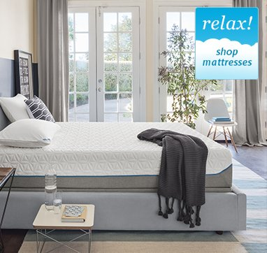 Relax Shop Mattresses. Fifty Years Fifty Families. El Dorado Furniture.