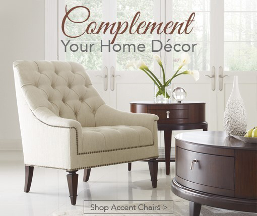 Complement Your Home Décor Shop Accent Chairs