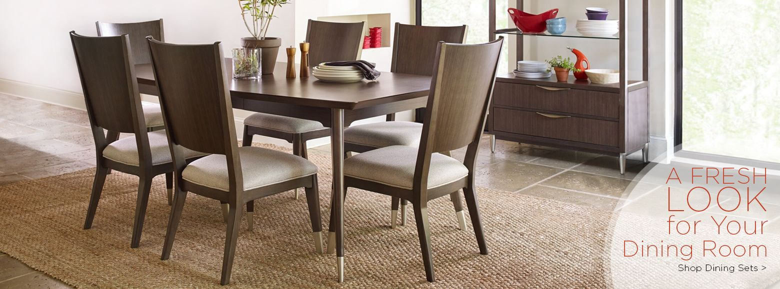 A fresh look for your dining room Shop Dining Sets