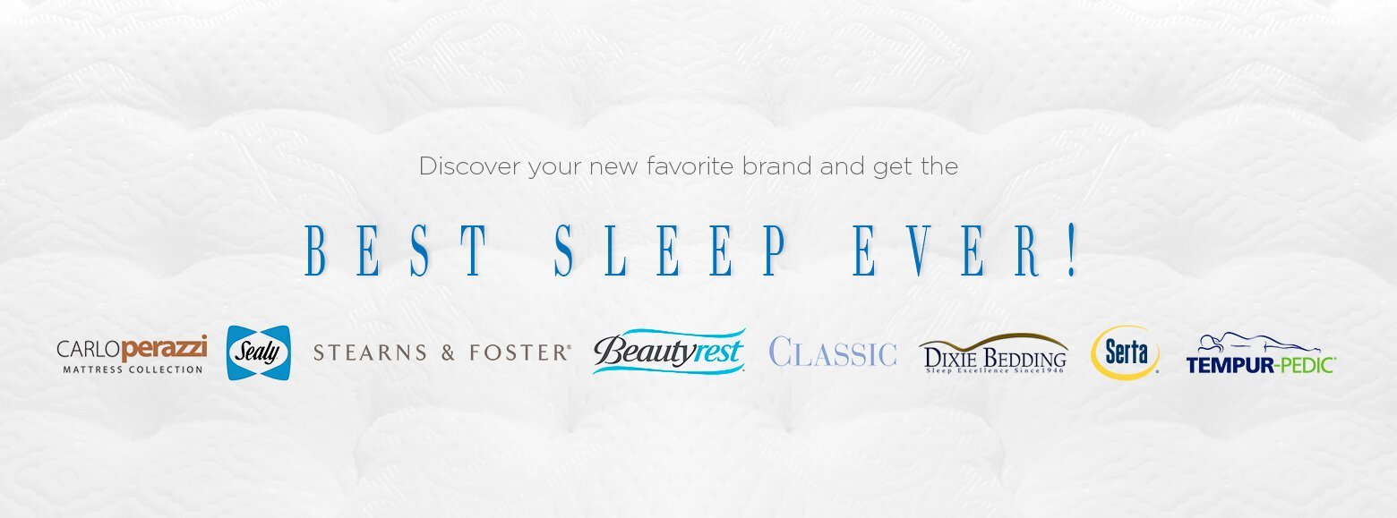 Discover your new favorite brand and get the best sleep ever!