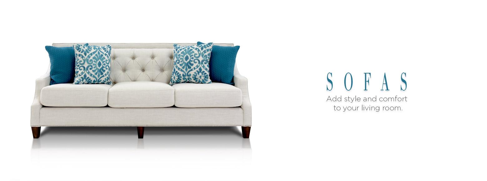 Living Rooms Sofas El Dorado Furniture
