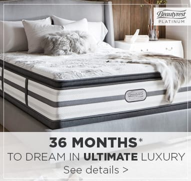 36 Months* to dream in ultimate luxury see details
