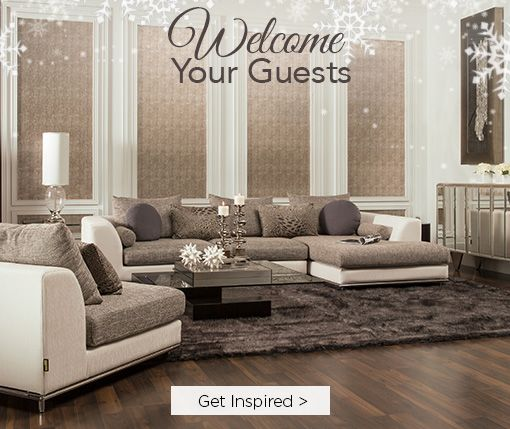 Welcome Your Guest Get Inspired