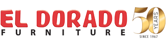 El Dorado Furniture Logo, Click to go to the home page.