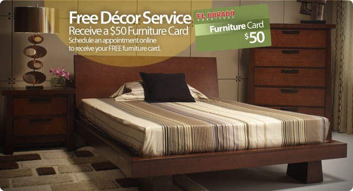 el dorado furniture decor services